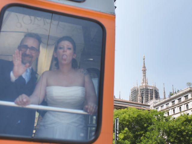 Il matrimonio di Tommaso e Eleonora a Milano, Milano 30
