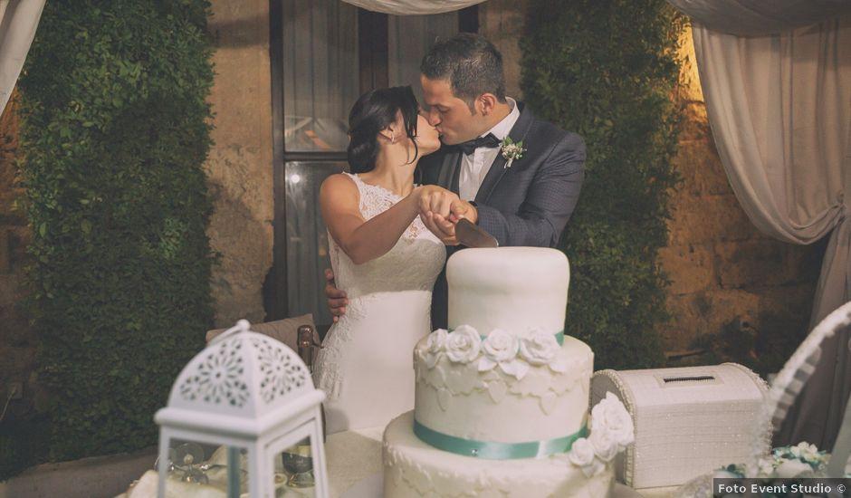 Il matrimonio di Luca e Cristina a Canicattì, Agrigento