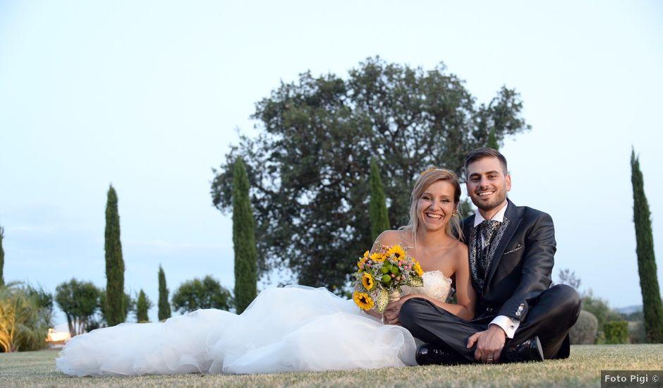 Il matrimonio di David e Elisa a Serra Sant'Abbondio, Pesaro - Urbino
