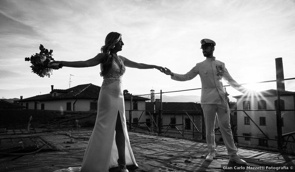 Il matrimonio di Michele e Antonella a Bibbiena, Arezzo
