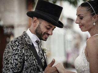 Le nozze di Elisabetta e Christian