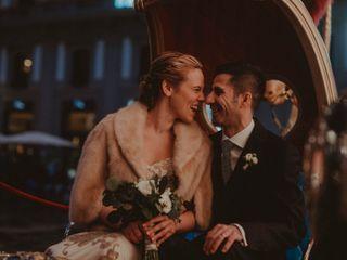 Le nozze di Julia e Sydrit