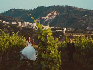 Le nozze di Emanuela e Pasquale