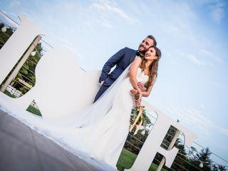 Le nozze di Carlotta e Fabio