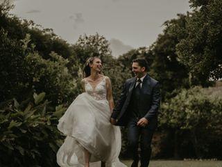 Le nozze di Marine e Antonino