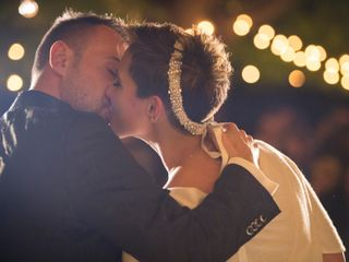 Le nozze di Thomas e Sara