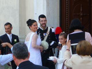 Le nozze di Fabrizio e Luisa