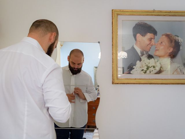 Il matrimonio di Massimiliano e Clizia a Fucecchio, Firenze 7