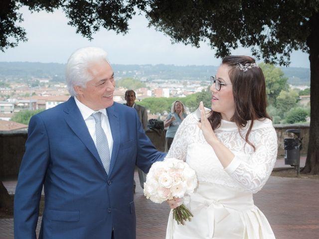 Il matrimonio di Massimiliano e Clizia a Fucecchio, Firenze 29