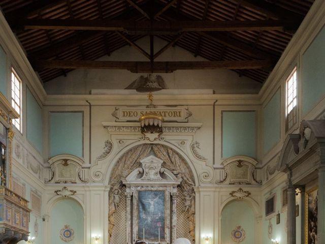 Il matrimonio di Massimiliano e Clizia a Fucecchio, Firenze 30