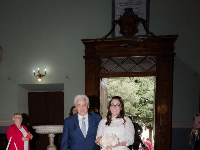 Il matrimonio di Massimiliano e Clizia a Fucecchio, Firenze 31