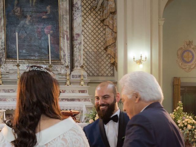 Il matrimonio di Massimiliano e Clizia a Fucecchio, Firenze 32