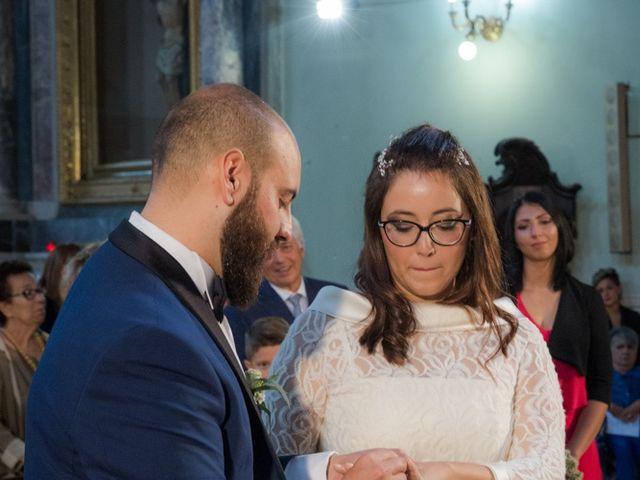 Il matrimonio di Massimiliano e Clizia a Fucecchio, Firenze 42