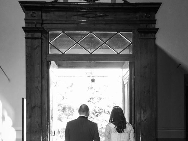 Il matrimonio di Massimiliano e Clizia a Fucecchio, Firenze 50
