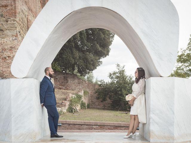 Il matrimonio di Massimiliano e Clizia a Fucecchio, Firenze 59