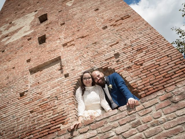 Il matrimonio di Massimiliano e Clizia a Fucecchio, Firenze 66
