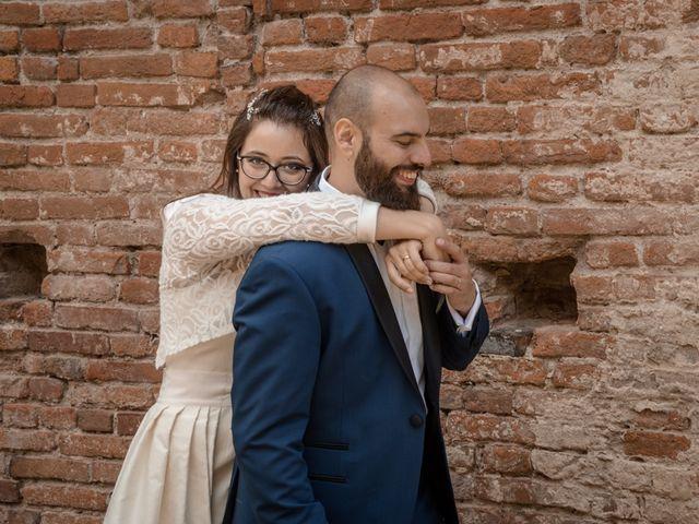 Il matrimonio di Massimiliano e Clizia a Fucecchio, Firenze 68