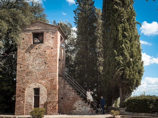 Il matrimonio di Massimiliano e Clizia a Fucecchio, Firenze 70