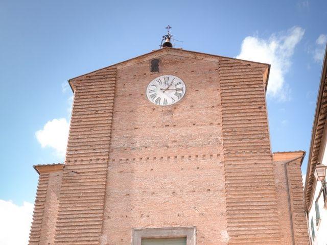 Il matrimonio di Massimiliano e Clizia a Fucecchio, Firenze 75