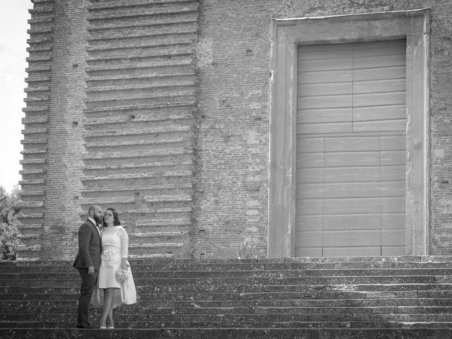 Il matrimonio di Massimiliano e Clizia a Fucecchio, Firenze 76