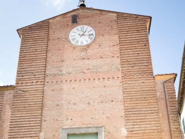 Il matrimonio di Massimiliano e Clizia a Fucecchio, Firenze 77