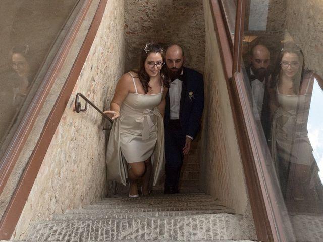 Il matrimonio di Massimiliano e Clizia a Fucecchio, Firenze 87
