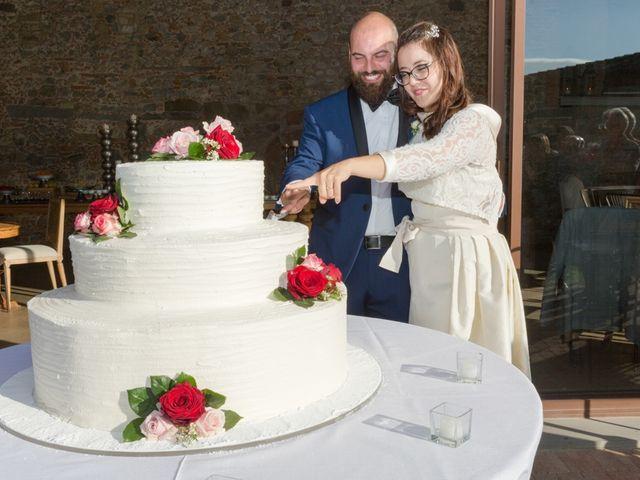 Il matrimonio di Massimiliano e Clizia a Fucecchio, Firenze 92