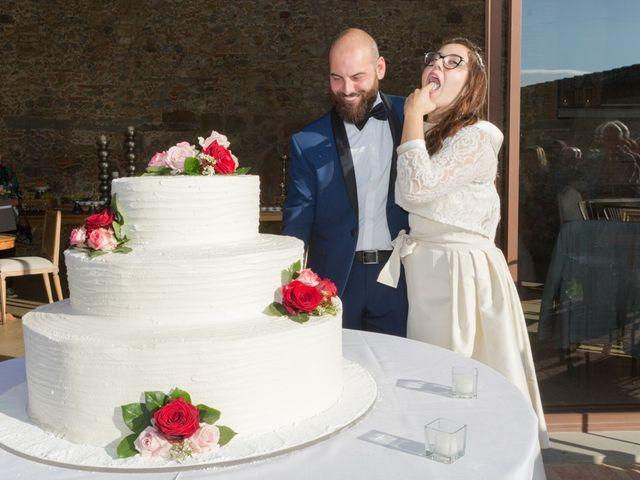 Il matrimonio di Massimiliano e Clizia a Fucecchio, Firenze 93