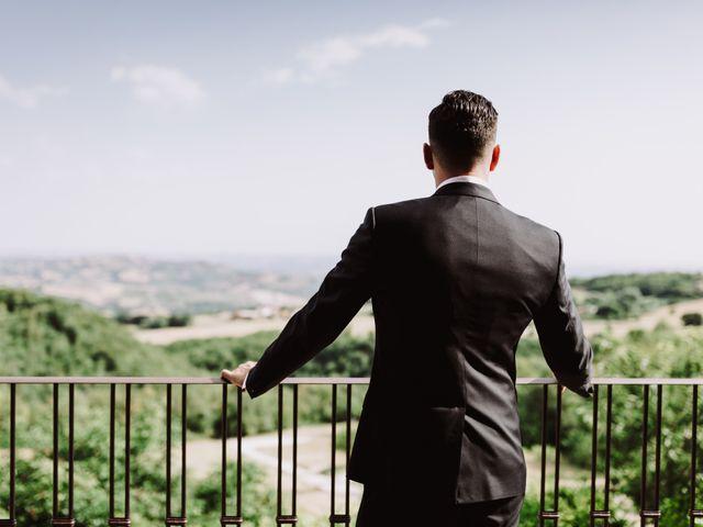 Il matrimonio di Filippo e Simona a Cingoli, Macerata 8