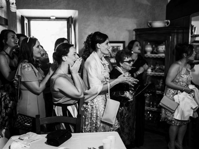 Il matrimonio di Filippo e Simona a Cingoli, Macerata 20