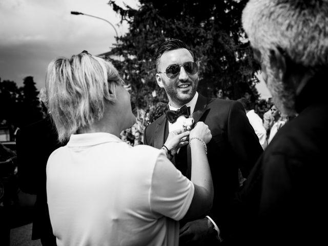 Il matrimonio di Filippo e Simona a Cingoli, Macerata 23