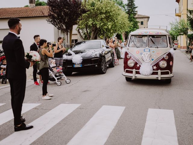Il matrimonio di Filippo e Simona a Cingoli, Macerata 25