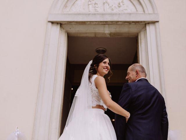Il matrimonio di Filippo e Simona a Cingoli, Macerata 28