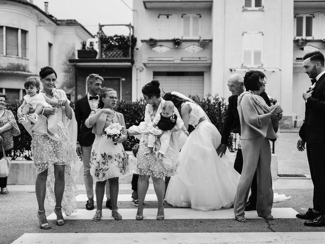 Il matrimonio di Filippo e Simona a Cingoli, Macerata 29