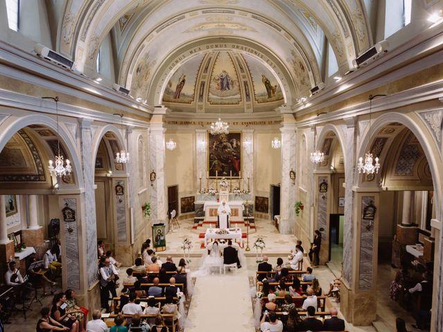 Il matrimonio di Filippo e Simona a Cingoli, Macerata 30