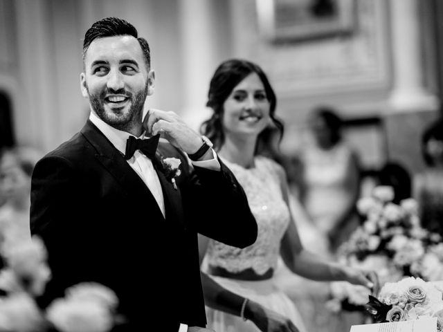 Il matrimonio di Filippo e Simona a Cingoli, Macerata 31