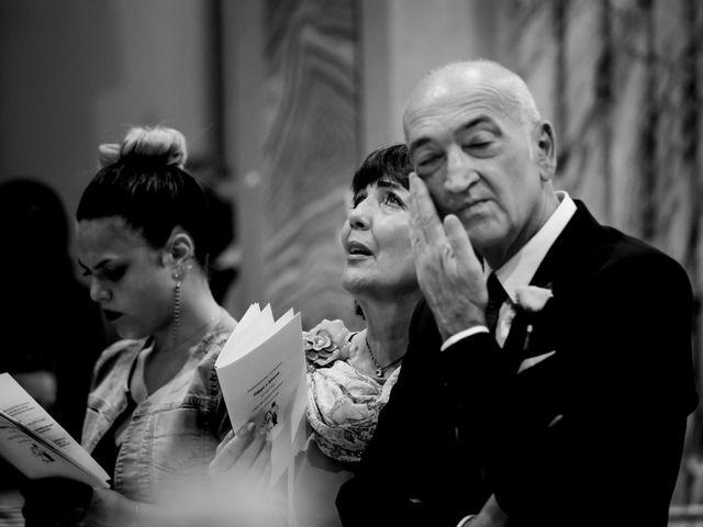 Il matrimonio di Filippo e Simona a Cingoli, Macerata 32