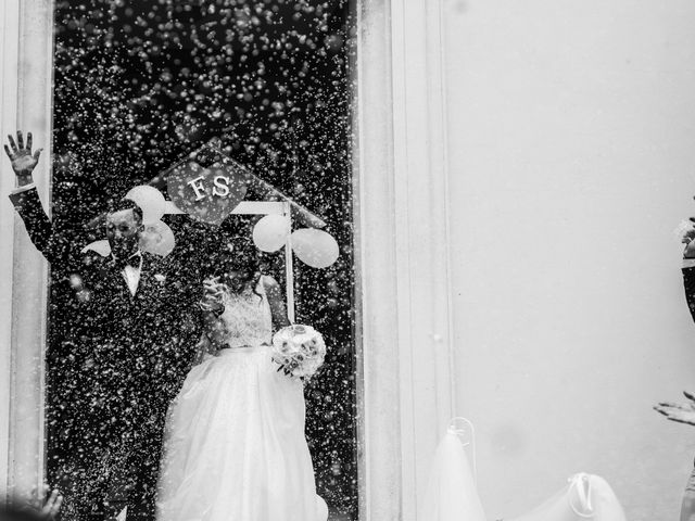 Il matrimonio di Filippo e Simona a Cingoli, Macerata 33