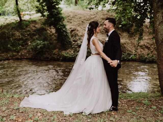 Il matrimonio di Filippo e Simona a Cingoli, Macerata 36
