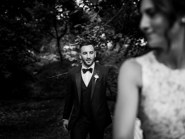 Il matrimonio di Filippo e Simona a Cingoli, Macerata 38