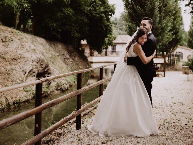 Il matrimonio di Filippo e Simona a Cingoli, Macerata 39