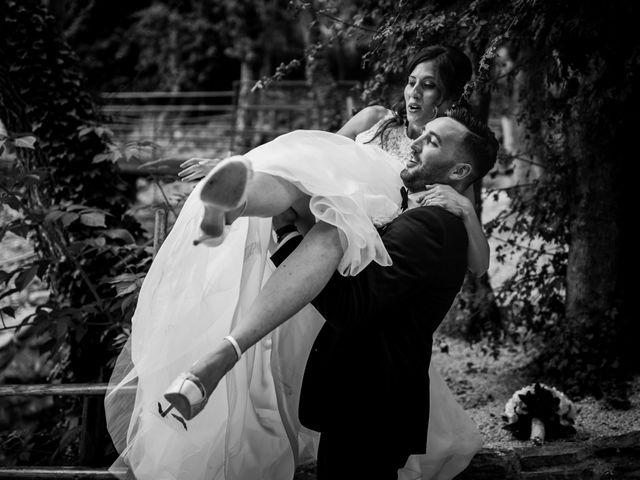 Il matrimonio di Filippo e Simona a Cingoli, Macerata 40
