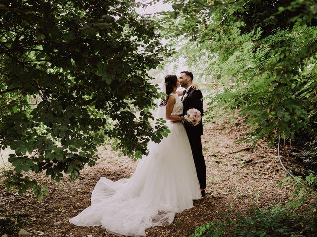 Il matrimonio di Filippo e Simona a Cingoli, Macerata 41