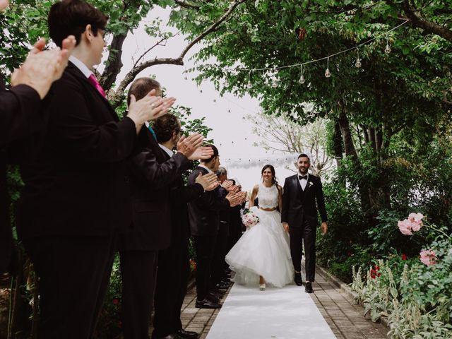 Il matrimonio di Filippo e Simona a Cingoli, Macerata 43