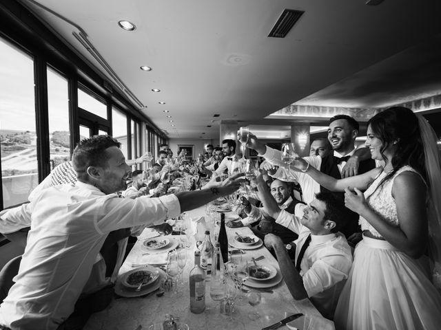 Il matrimonio di Filippo e Simona a Cingoli, Macerata 44