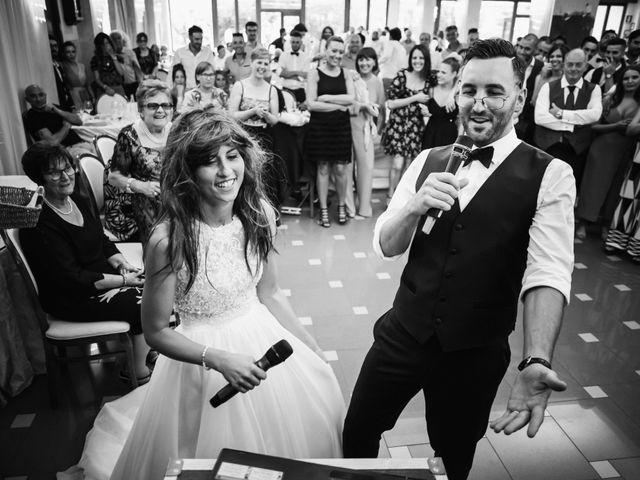 Il matrimonio di Filippo e Simona a Cingoli, Macerata 47