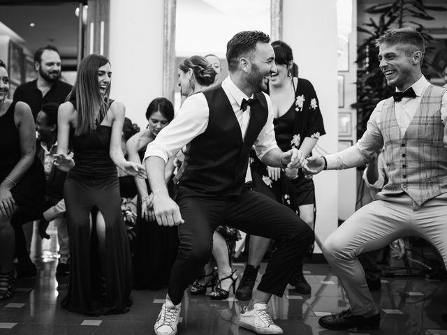 Il matrimonio di Filippo e Simona a Cingoli, Macerata 50