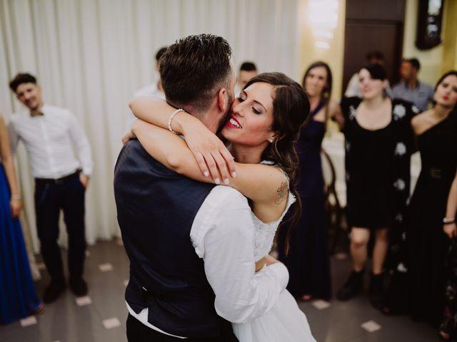 Il matrimonio di Filippo e Simona a Cingoli, Macerata 55
