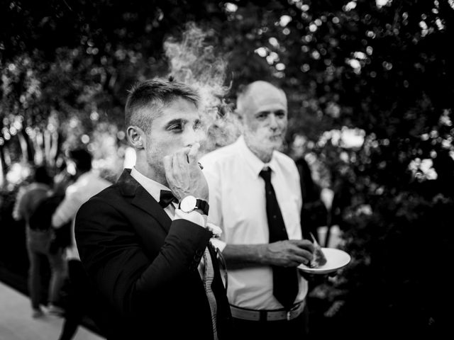 Il matrimonio di Filippo e Simona a Cingoli, Macerata 57