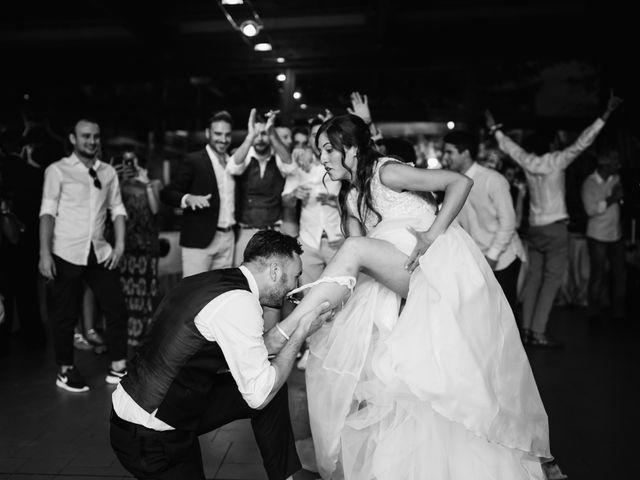 Il matrimonio di Filippo e Simona a Cingoli, Macerata 63
